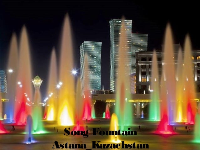 Most Beautiful Fountains In The World Catherine