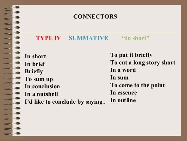 Discourse community essay conclusion