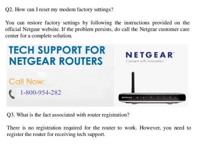 Most common faq's asked @ netgear router helpline