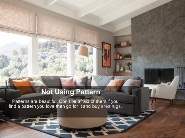 Common Rug Size For Living Room: Most Common Living Room Rugs Mistakes To Never Make
