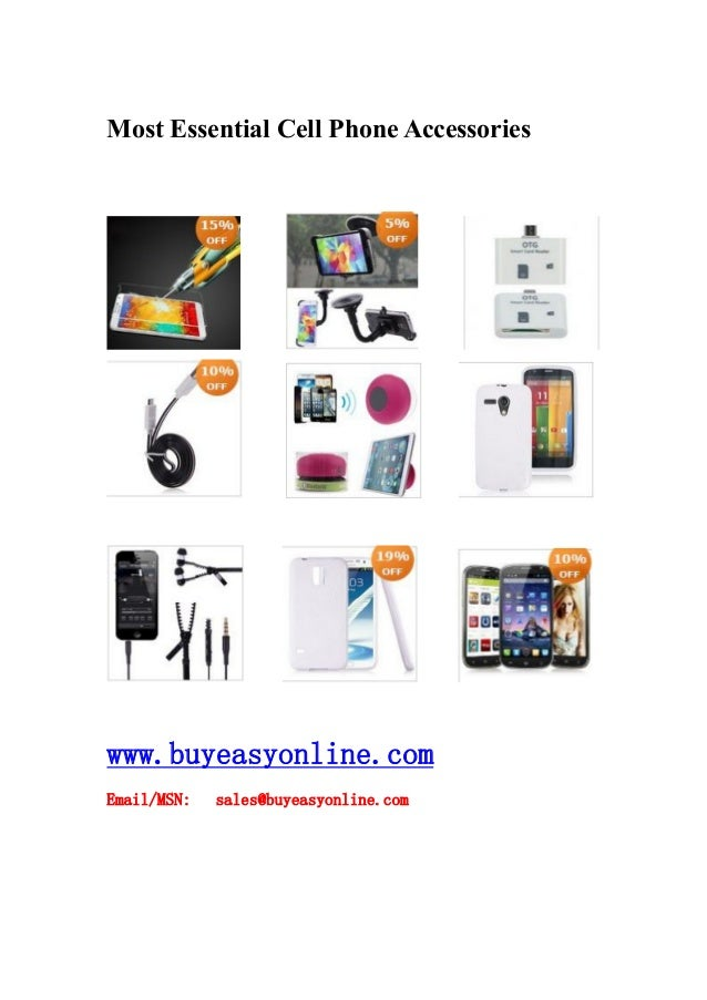 why cell phones essential Why cell phones are essential cell phones have quickly become an integral part of our daily lives in fact, to most people, they are absolutely essential cell phones.