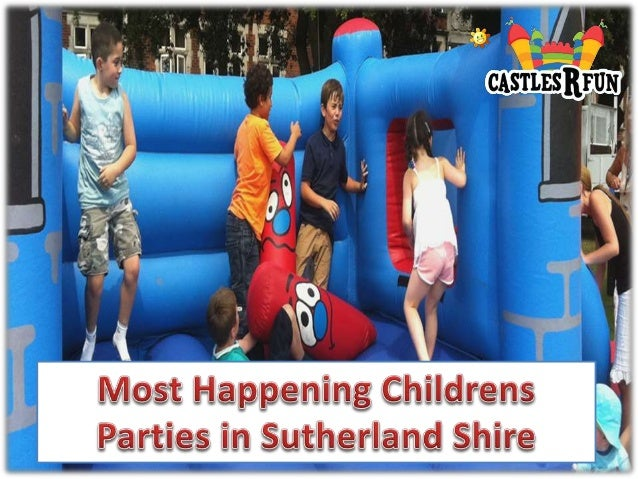 Are you looking to arrange the most enjoyable children's parties in Sutherland Shire? If so, we are just the place for you.