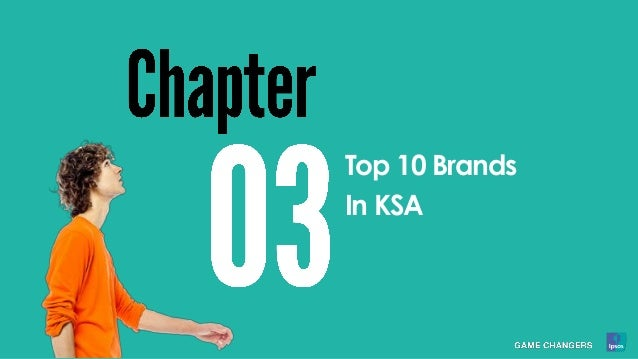 Top 10 Brands In KSA