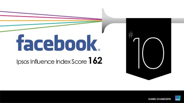 Ipsos Influence Index Score162