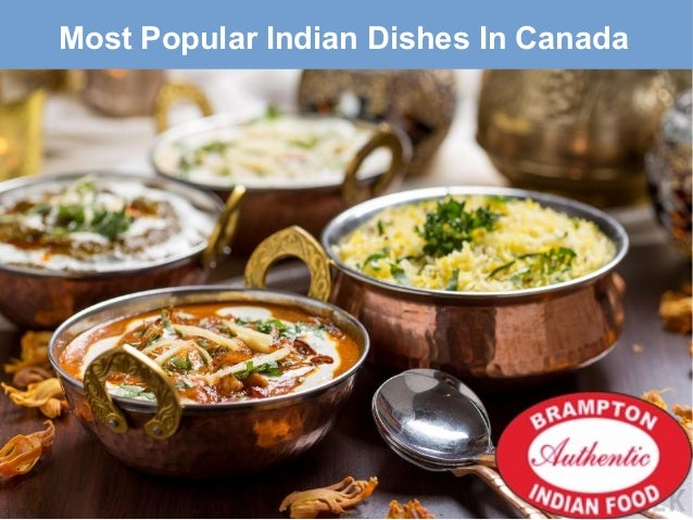 What Are Popular Foods In Canada