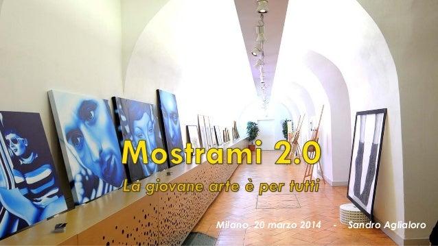 Milano, 20 marzo 2014 - Sandro Aglialoro