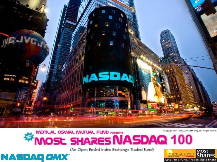© Copyright 2010, The NASDAQ OMX Group, Inc. All rights reserved.