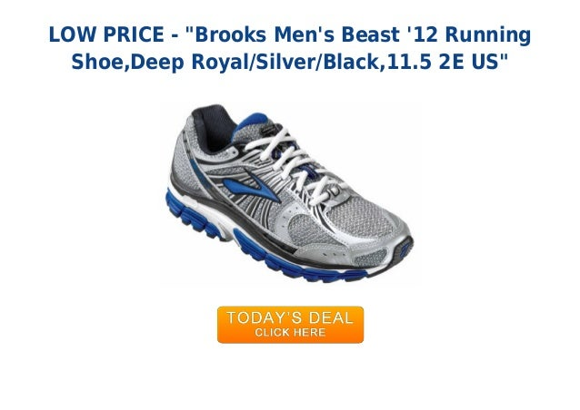 Most wanted brooks mens beast 12