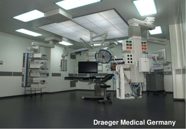 Modular Operation Theatre by WORKSPACE