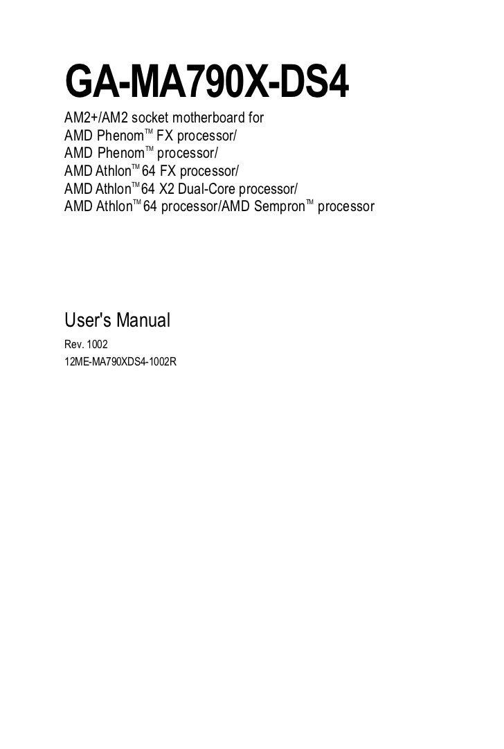 GIGABYTE GA-MA790X-DS4 Realtek Function Update
