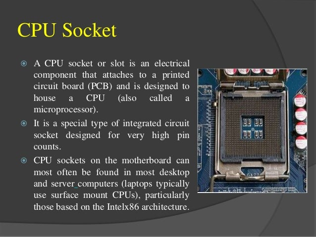 what is cpu in computer pdf