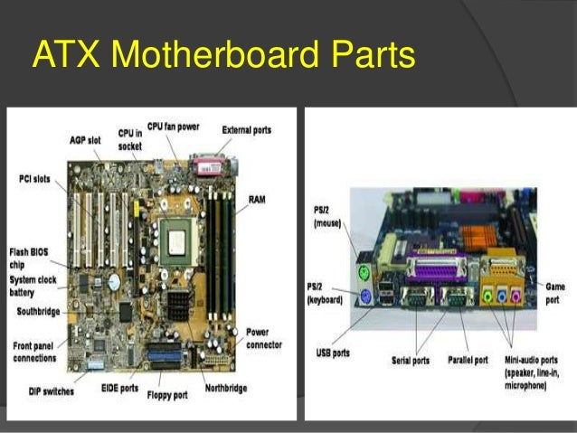 Motherboard Components Pdf