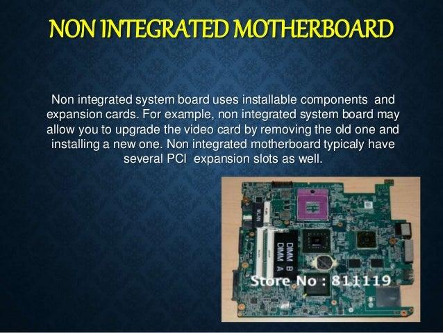 motherboard details in bengali