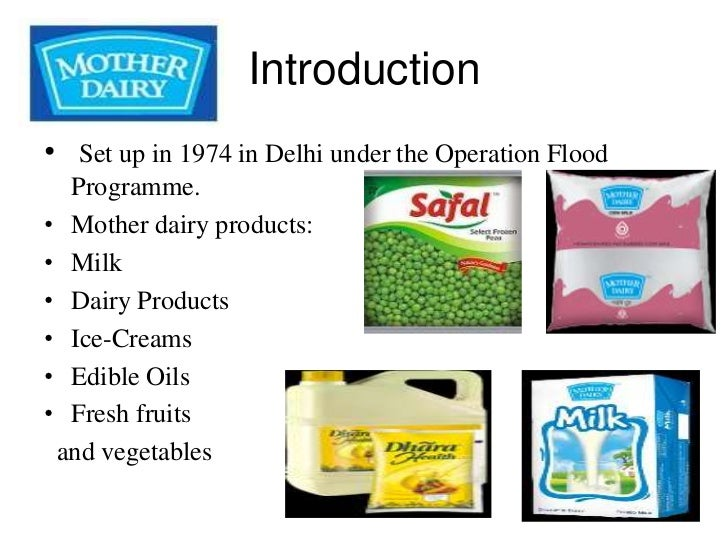 dairy milk introduction and analysis Milk processing 1 introduction 11 the indian dairy industry is contributing significantly to the country's economy, besides improving the health standard by increasing the nutrition value of the food.