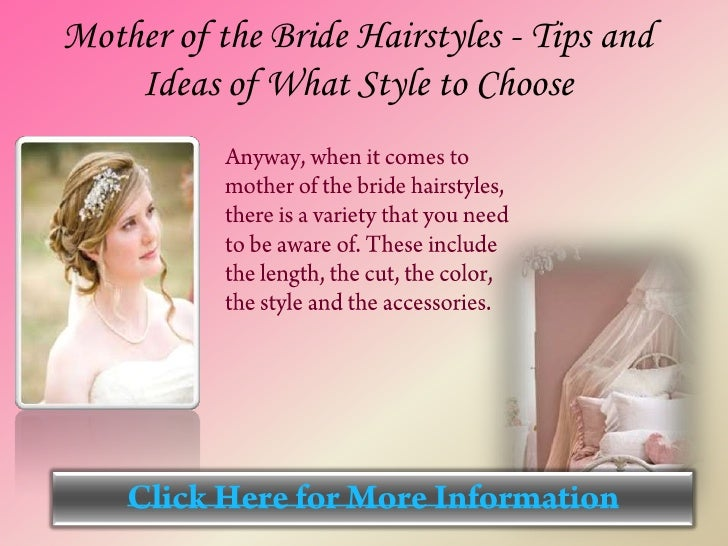 Mother Of The Bride Hats For Short Hair: Mother Of The Bride Hairstyles