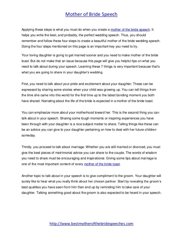 Help writing speeches