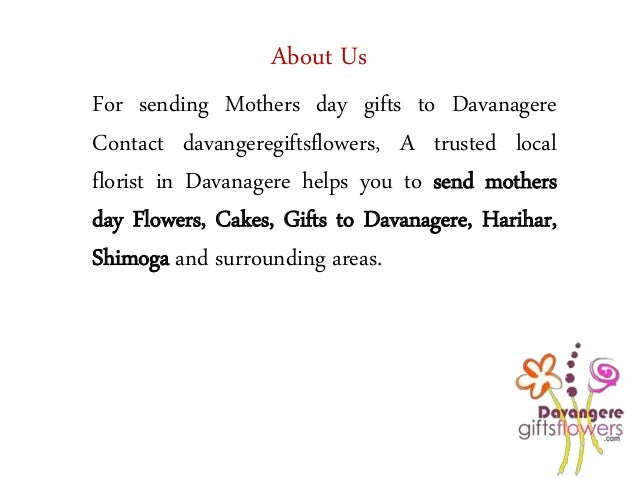 Mothers Day gifts to Davanagere, Mothers Day Flowers delivery in Davanagere Slide 2