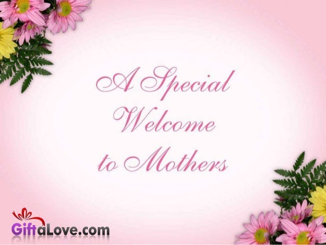 Celebrate This Mother's Day With Giftalove.com