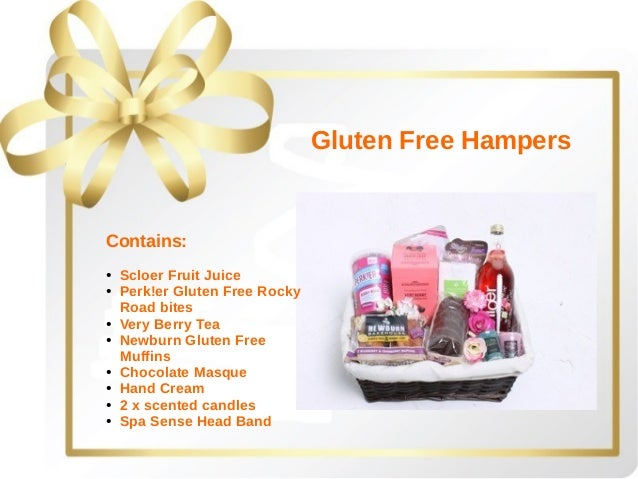 Mothers day hampers uk gluten free hampers negle Images