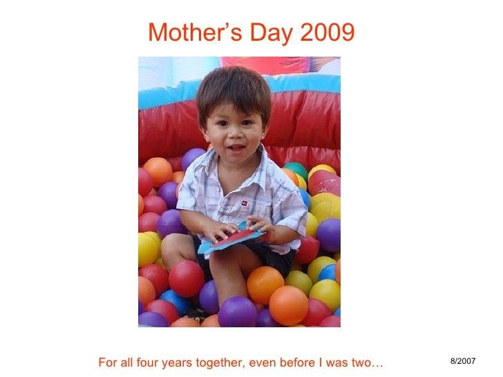 Happy Mother's Day Sue Anne Slide 2