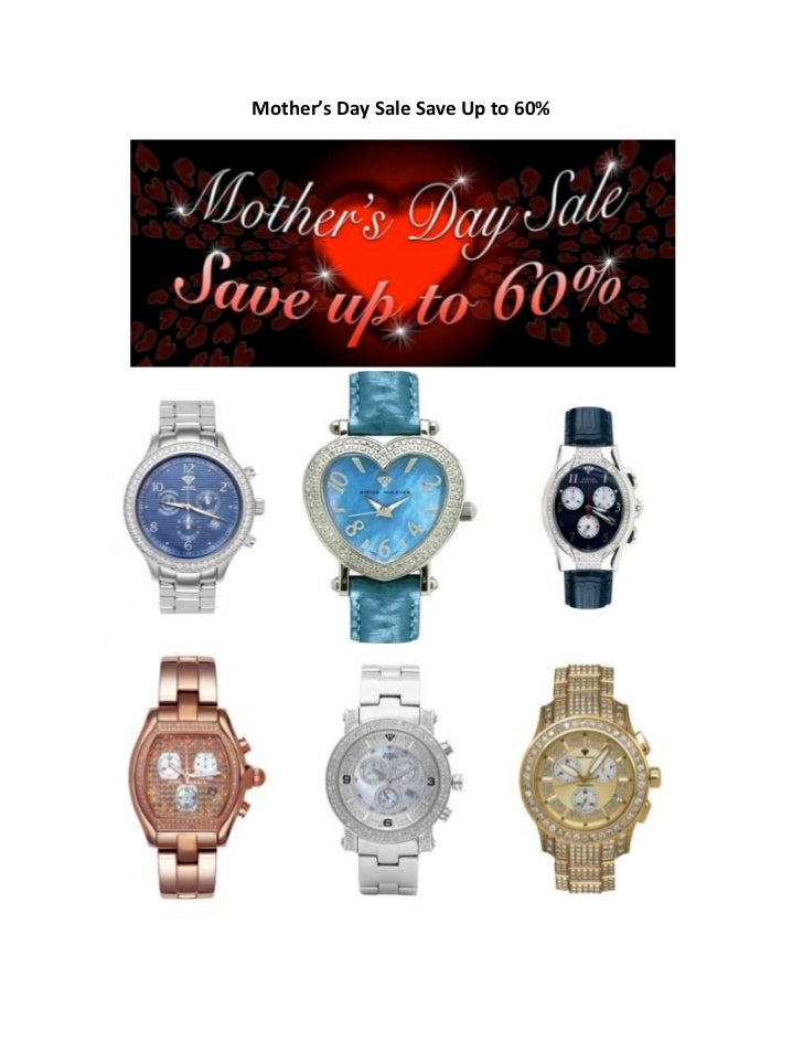 Mother's Day Sale Save Up to 60%<br />34798024130<br />Aqua Master Watch Company was founded in the year 1999 by Family of...