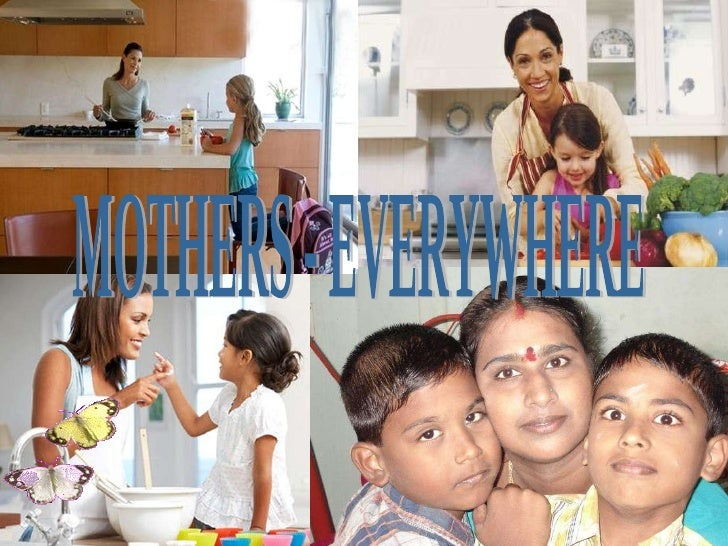 MOTHERS - EVERYWHERE