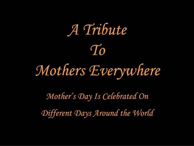 Mother's Smile (Ren) Slide 2