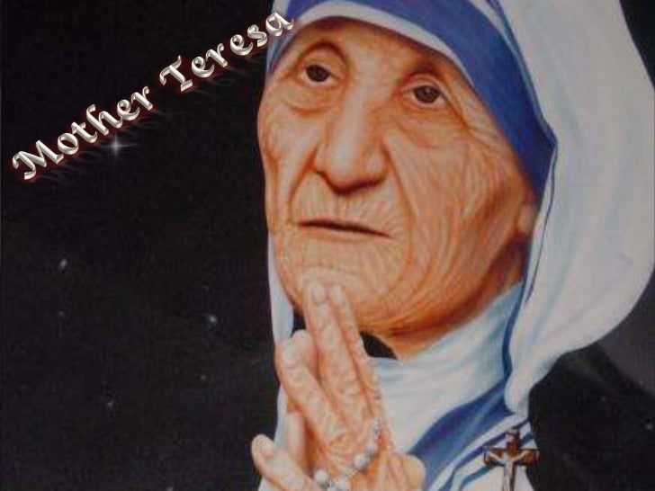 * Mother Teresa was born on August 27,1910 inSkopje,Macedonia. * Mother Teresas original name was AgnesGonxha. She was you...