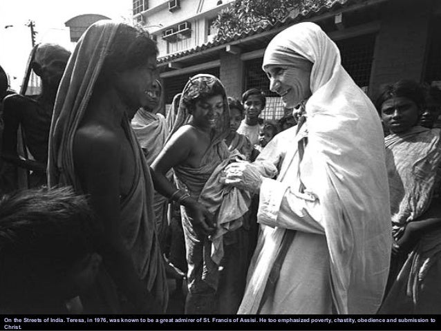 mother teresa the saint of gutters essay Essay mother teresa: the saint of calcutta mother teresa essay when mother teresa looked into the eyes of those she literally pulled out of the gutter, she.
