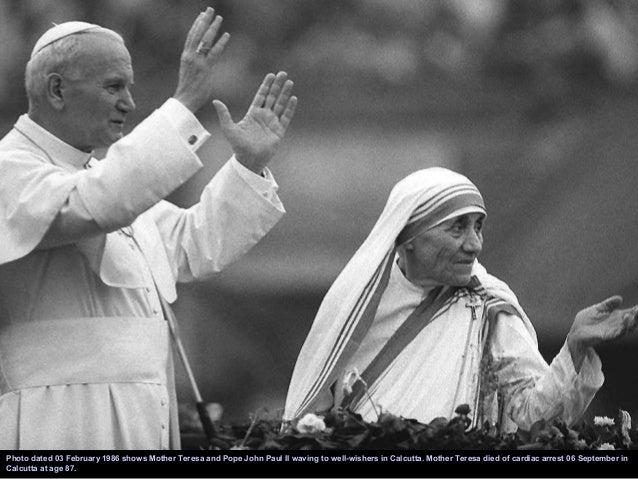 Mother Teresa: Essay on Mother Teresa