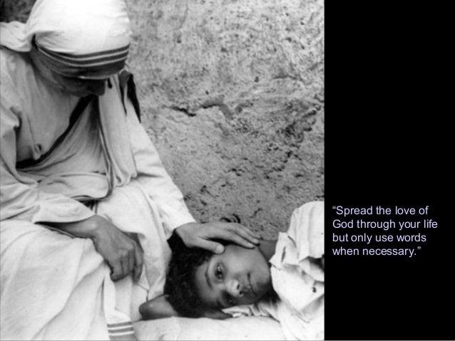Mother Teresa Saint Of The Gutters