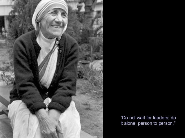 mother teresa the saint of gutters essay Mother teresa: the 'saint of the gutter it is expected that the canonisation (being made a saint) of mother teresa will take place in the vatican in september 2016.
