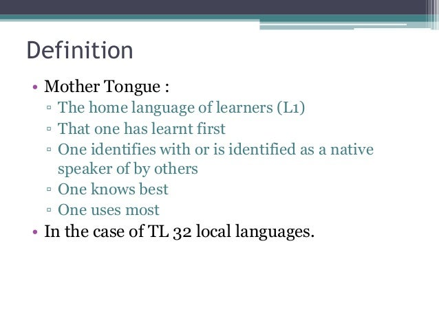 Mother Tongue Based Multilingual Education (MTB-MLE) / Western Tamang / Programme Overview