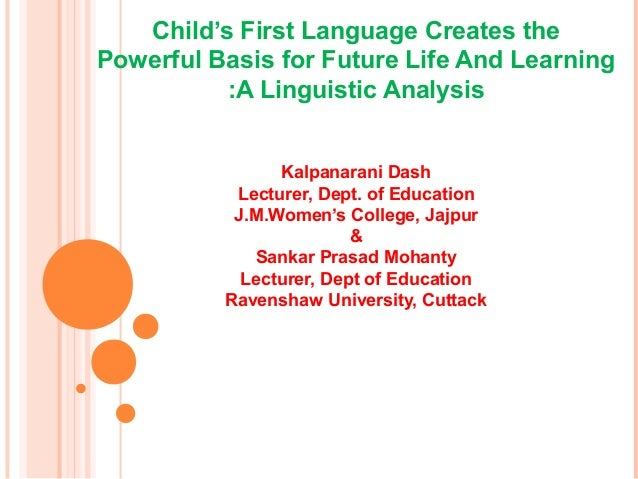 significance of mother tongue