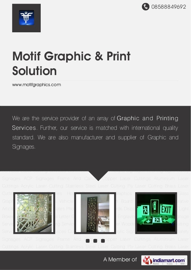 08588849692A Member ofMotif Graphic & PrintSolutionwww.motifgraphics.comWaterjet Cutting Services Laser Cutting Services C...