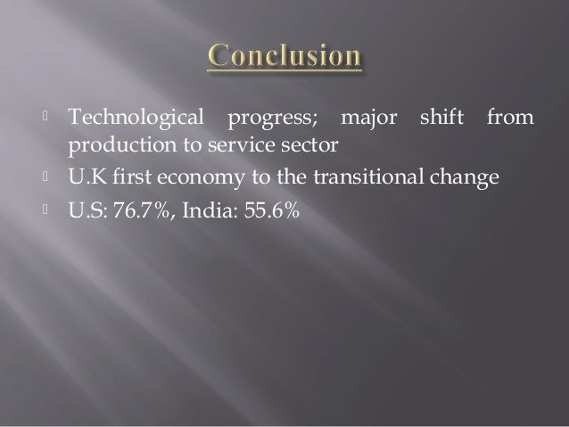 Management of Technology - Service Industry