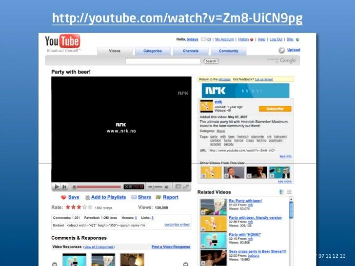 http://youtube.com/watch?v=Zm8-UiCN9pg                                              +47 97 11 12 13