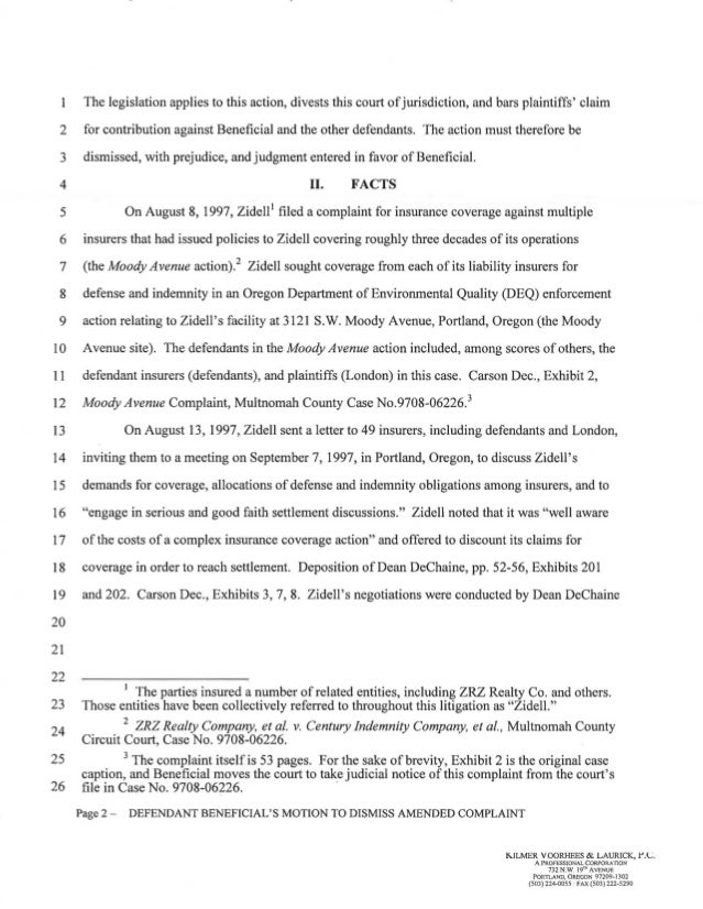 Beneficial motion to dismiss based on sb 814 maxwellsz