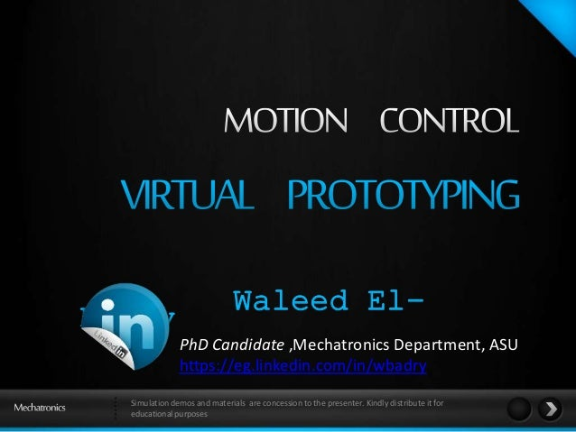 Motion Control with LabVIEW and SOLIDWORKS