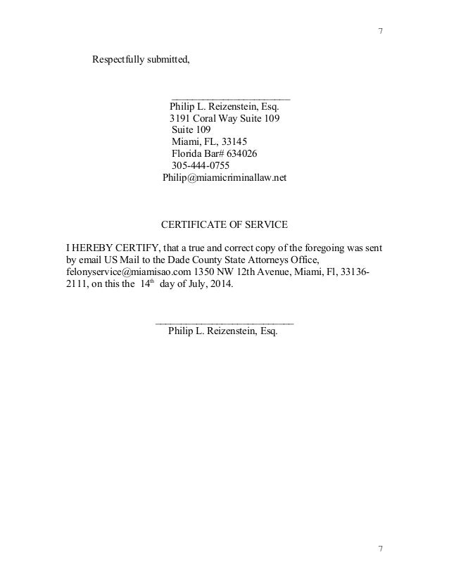 Motion Jury Instructions And Minimum Mandatory