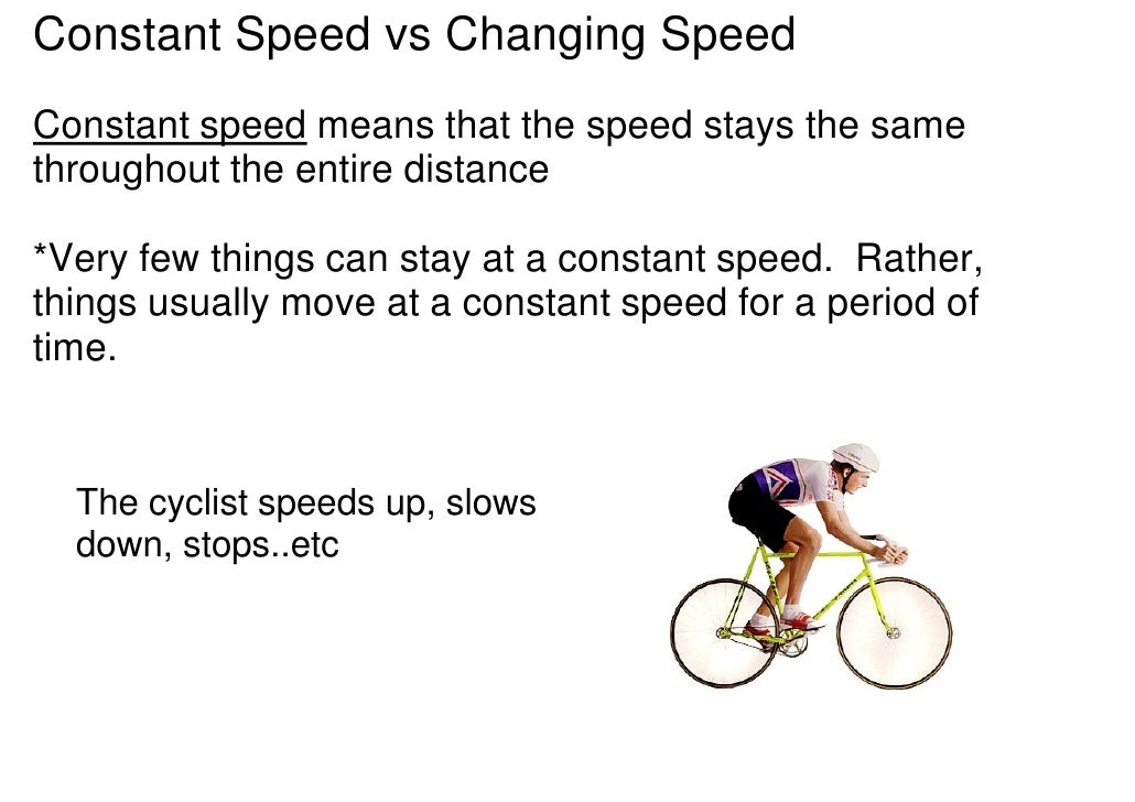 motion velocity and speed Velocity the average speed of an object is defined as the distance traveled divided by the time elapsed velocity is a vector quantity, and average velocity can be.