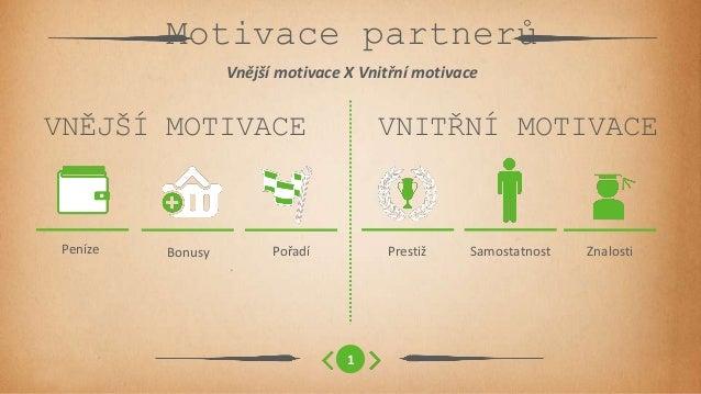 Motivace partnerů v affiliate programu Slide 2