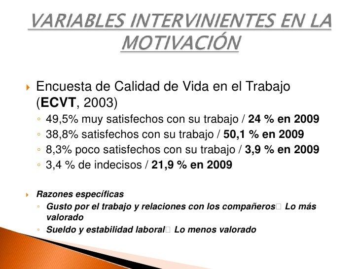 Programas de intervención<br />Especificar objetivos<br />Participación de los empleados en el establecimiento de objetivo...