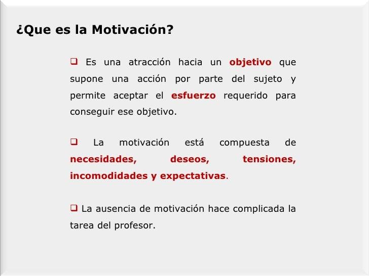 MotivacióN En El Aprendizaje Slide 3