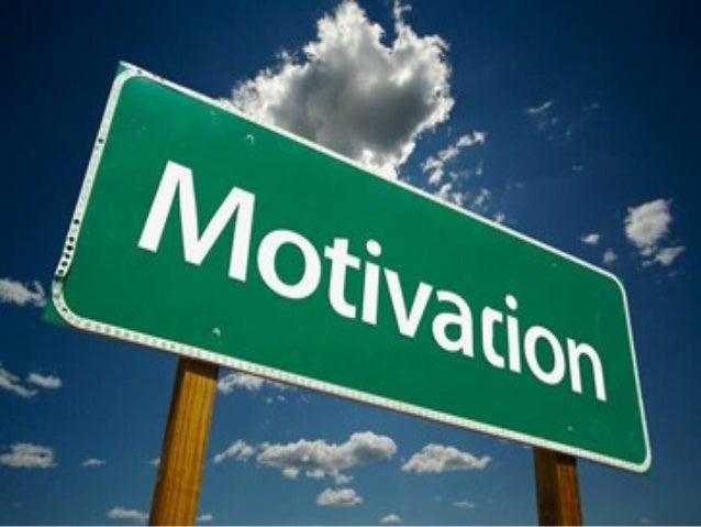 """""""La motivación me indica hacer algo porque resulta muy importante para mí hacerlo"""" Jones """"El deseo que tiene una persona d..."""