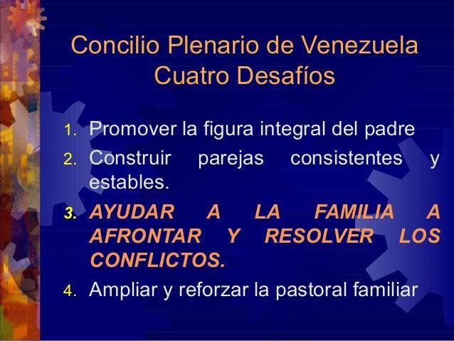 concilio plenario de venezuela