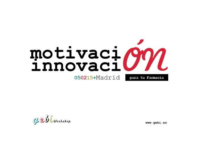 Motivación y felicidad para el equipo de farmacia del siglo XXI