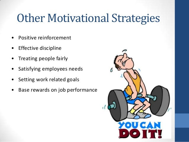 Motivational Strategies in Business