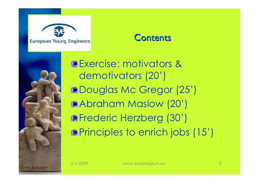 Motivating Inspiringly Presentation Eye Belgium 20090530