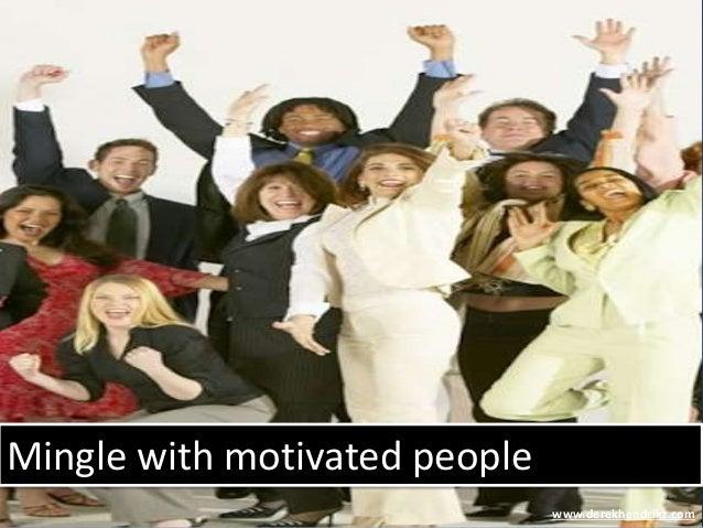 Celebrate success www.derekhendrikz.com